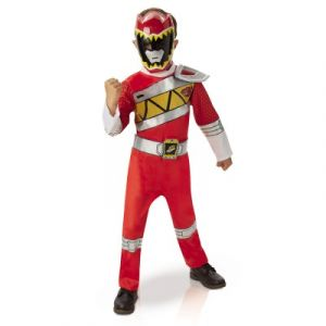 Rubie's Déguisement Power Ranger Rouge Dino Charge