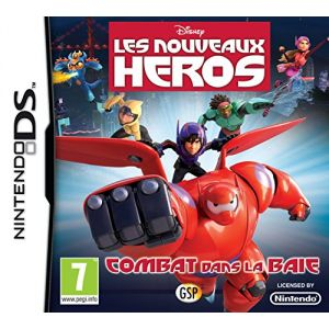 Les Nouveaux Héros : Big Hero 6 - Combat dans la baie sur NDS