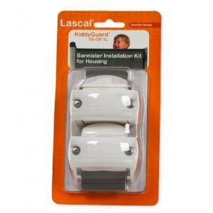 Lascal 2 supports de fixation de barrière sur tuyaux