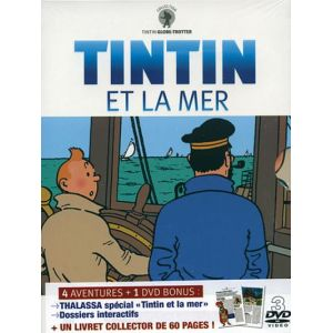 Tintin carnet de voyage : Tintin et la mer