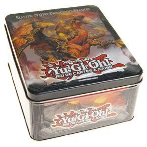 Konami Carte à collectionner Yu-Gi-Oh! Tin Box : Blaster, Maître dragon des brasiers