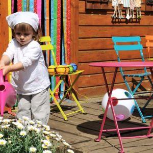 Fermob Tom Pouce - Table de jardin enfant Ø55 cm
