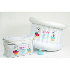 Cupcake Babies Baignoire bébé gonflable