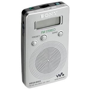 Sony SRF-M807 - Radio numérique portable