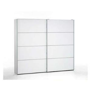 Armoire Verona 2 portes coulissantes (201,5 x 242,7 cm)