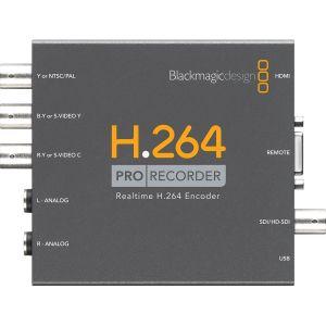 Blackmagic Design Pro Recorder H.264 - Boîtier d'acquisition vidéo externe USB 2.0