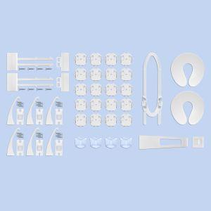 Reer 7736 - Kit de sécurité 36 pièces