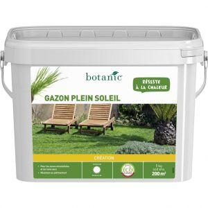 Botanic Gazon Plein Soleil Label Éco-durable 5 kg
