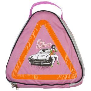 La Chaise Longue Coffret de dépannage Miss pour voiture forme triangle