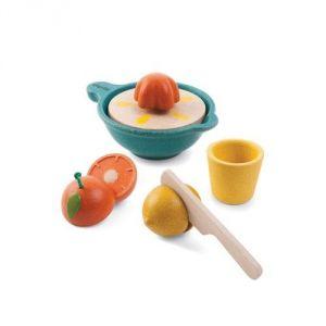 Plan Toys PT3610 - Presse-citron en bois pour enfant