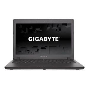 """GigaByte P34K v5 - 14"""" avec Core i7-6700HQ 2.6 GHz"""