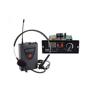 Audiophony EMET-HEAD - Micro serre-tête