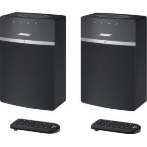 achat bose soundtouch 10 pack duo syst me audio sans fil. Black Bedroom Furniture Sets. Home Design Ideas