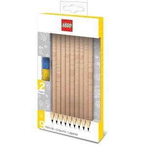 Lego 9 crayons à papier