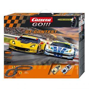 Carrera Toys 20062368 - Circuit Complet Carrera Go!!! Gt Contest