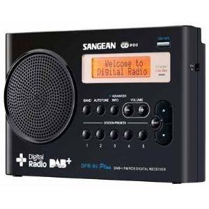 Sangean DPR-69 - Radio numérique portable DAB+