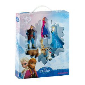 Bullyland Coffret de figurines La Reine Des Neiges Disney