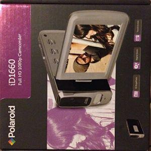 Polaroid ID1660 - Caméscope numérique