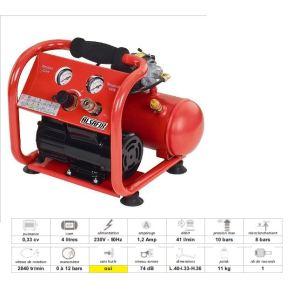 Alsafix AL57151 - Compresseur air