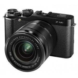 Fujifilm X-M1 (avec objectif 16-50mm)