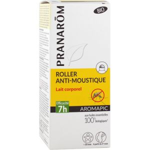 Pranarôm Aromapic - Roller anti-moustique lait corporel