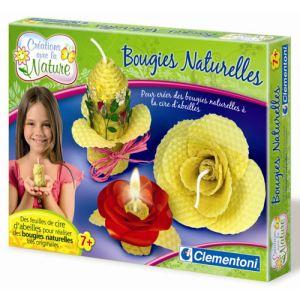 Clementoni Bougies naturelles Créations avec la nature