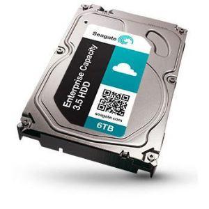 "Seagate ST6000NM0024 - Disque dur interne Enterprise Capacity 6 To 3.5"" SATA III"