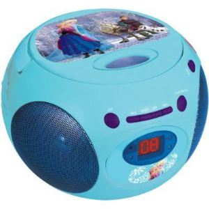 Lexibook RCD102FZ - Poste radio CD Disney La Reine des neiges