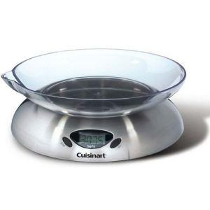 Cuisinart SCA5CE - Balance culinaire électronique 5kg