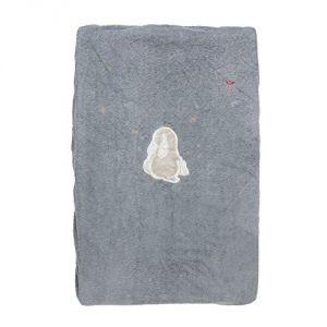Noukies Housse de matelas à langer Bao & Wapi 85 x 60 cm