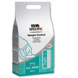 Specific CRD-2 Weight Control sac de 13 kg - Alimentation pour chien