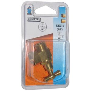 Boutté 1114008 - Robinet chasse 12x17mm