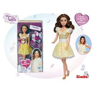 Simba Toys Violetta chanteuse