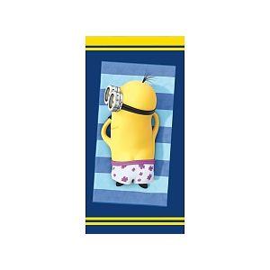 Cti Drap de bain Minions (75 x 150 cm)