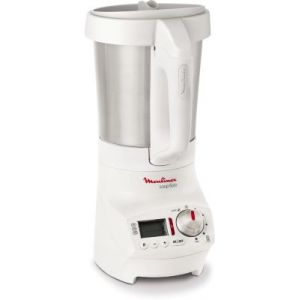 Moulinex LM904110 - Blender chauffant Soup & Co 1,8 L