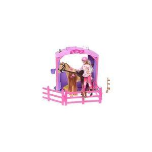 cheval jouet en plastique comparer 63 offres. Black Bedroom Furniture Sets. Home Design Ideas