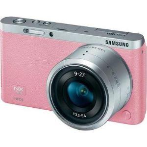 Samsung NX Mini (avec objectif 9-27mm)