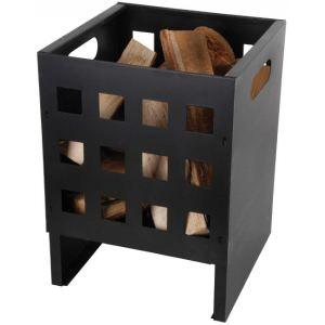 Esschert design FF87 - Brasero carré en métal