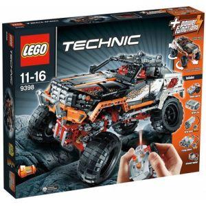 Lego 9398 - Technic : Le 4x4 Crawler