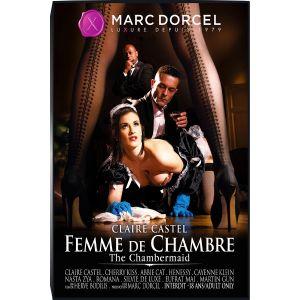 DVD - réservé Claire Castel Femme de Chambre