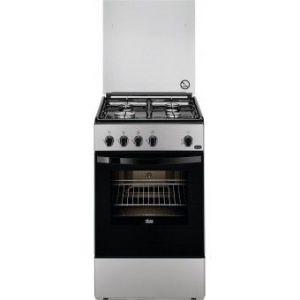 Faure fcg510g1sa cuisini re tout gaz 4 br leurs comparer avec touslesprix - Comparateur de prix gaz ...