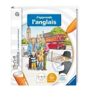 Ravensburger Tiptoi Livre : J'apprends L'Anglais