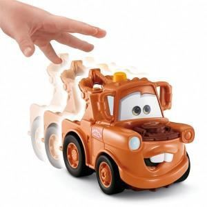 Mattel Shake N'Go Martin Cars