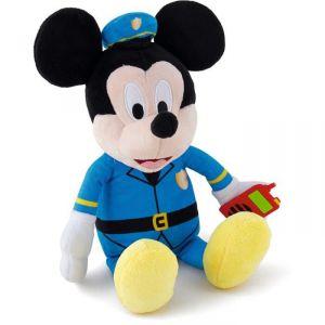 IMC Toys Peluche Mickey Policier
