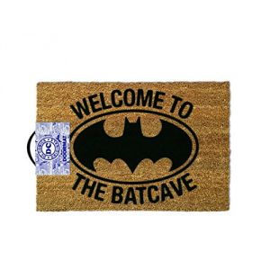 Pyramid International Paillasson Batman Welcome to the Batcave