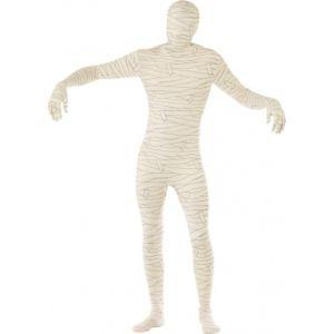 Déguisement seconde peau momie (taille au choix)