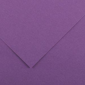 Canson 200040371 - Feuille Iris Vivaldi 50x65 240g/m², coloris violet 18