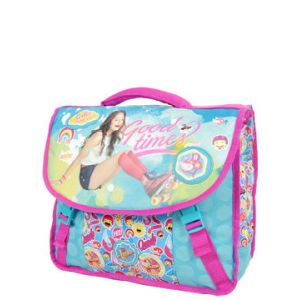 Cartable Soy Luna Roller Blue Zone (CP/CE1)