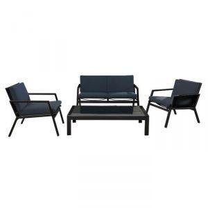 salon de jardin miami comparer 78 offres. Black Bedroom Furniture Sets. Home Design Ideas
