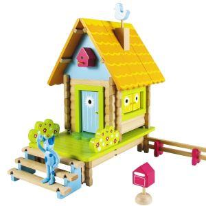 93 offres construction maison enfant comparez avant d - Jeu de construction de maison en ligne ...